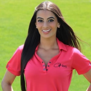 Qtees Golf Girls Anita