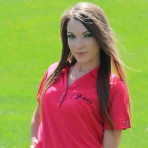 Qtees Golf Girls Katie