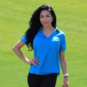Qtees Golf Girls Maria