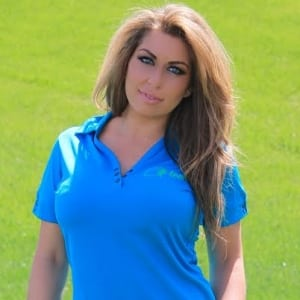 Qtees Golf Girls Amy