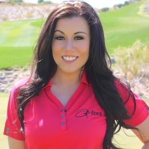 Qtees Golf Girls Kayla