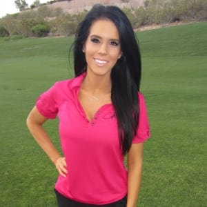 Qtees Golf Girls Ashley