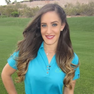 Qtees Golf Girls Danielle P.